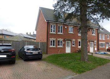 Thumbnail Semi-detached house for sale in Royal Avenue, Lowestoft