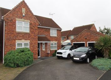 Thumbnail 4 bed detached house for sale in Holme Way, Gateford, Worksop