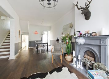 Thumbnail 3 bed terraced house for sale in Ceylon Road, Brook Green, London