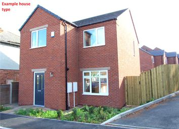 Thumbnail 3 bed detached house for sale in Plot 3, Peach Street, Heanor