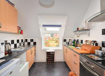 Thumbnail 2 bed flat for sale in The Broadway, Totland Bay, Isle Of Wight