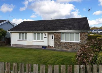 Thumbnail Detached bungalow for sale in Sentence Gardens, Narberth, Pembrokeshire