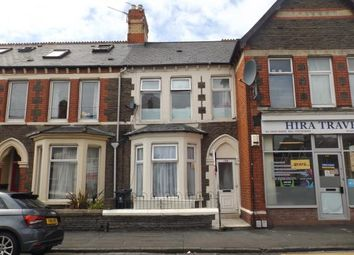 Thumbnail 4 bed terraced house for sale in Donald Street, Cardiff, Caerdydd