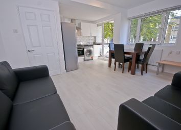 Thumbnail 4 bed flat to rent in Studley Road, Clapham