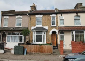 Thumbnail 3 bedroom terraced house to rent in West Road, Stratford, London