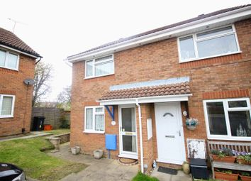 Thumbnail 2 bedroom end terrace house for sale in Berenger Close, Old Town, Swindon
