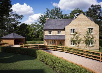 St Joseph's Court, Aston, Oxfordshire OX18. 4 bed detached house for sale
