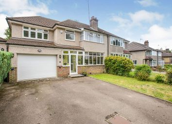 Thumbnail 4 bed semi-detached house for sale in Ballards Way, South Croydon