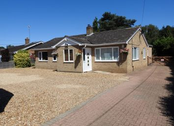 Thumbnail 4 bed bungalow for sale in Swaffham Road, Mundford, Thetford