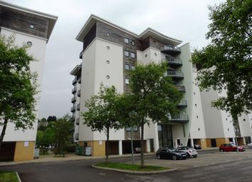 Thumbnail 1 bedroom flat for sale in Victoria Wharf, Watkiss Way, Cardiff