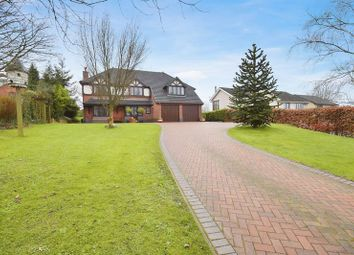 Thumbnail 5 bed detached house for sale in Ash Bank Road, Werrington, Stoke-On-Trent