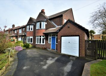 Thumbnail 3 bed semi-detached house for sale in Sugar Pit Lane, Knutsford