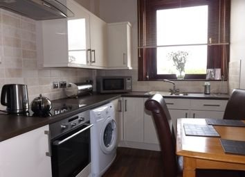 Thumbnail 2 bed flat to rent in Main Street, Plean, Stirling
