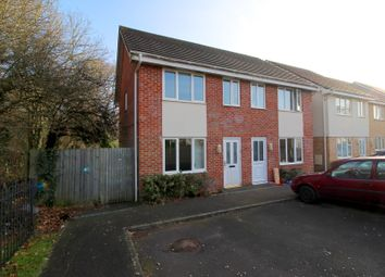 Thumbnail 3 bed terraced house to rent in Jasmine Court, Whiteley, Fareham, Hampshire