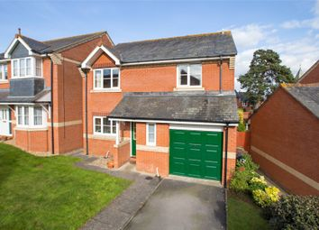 Thumbnail 4 bedroom detached house for sale in Clyst Heath, Exeter, Devon