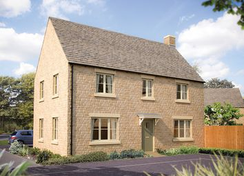 "Thumbnail 4 bedroom detached house for sale in ""The Montpellier"" at Todenham Road, Moreton-In-Marsh"