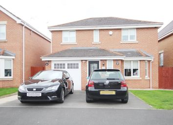 Thumbnail 4 bed detached house for sale in Weavermill Park, Ashton-In-Makerfield, Wigan
