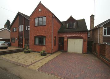 Thumbnail 4 bedroom detached house for sale in Central Avenue, Stoke, Coventry