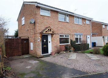 Thumbnail 2 bedroom semi-detached house for sale in Hamble Grove, Perton, Wolverhampton