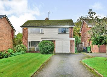 Thumbnail 4 bed detached house for sale in Dean Road, Handforth, Wilmslow