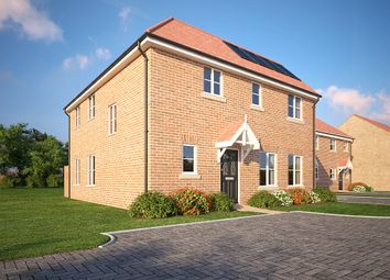 Thumbnail 3 bed detached house for sale in South Paddock, Clifton