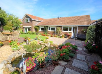 Thumbnail 4 bed link-detached house for sale in Mercury Gardens, Hamble, Southampton