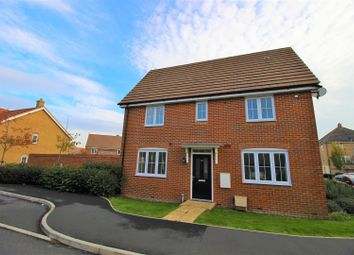 Thumbnail 3 bed semi-detached house for sale in Culverhouse Road, The Sidings, Swindon