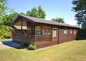 Thumbnail 2 bed mobile/park home for sale in Bredy Lane, Burton Bradstock, Bridport