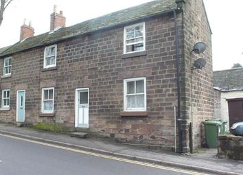 Thumbnail 1 bedroom flat to rent in North Terrace, Chesterfield Road, Belper
