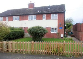 Thumbnail 2 bed flat for sale in Caradoc View, Hanwood, Shrewsbury