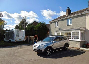 Thumbnail 4 bed semi-detached house for sale in The Cherries, Severn View Road, Woolaston, Lydney