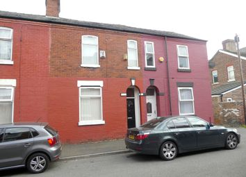 Thumbnail 2 bedroom terraced house for sale in Fleeson Street, Rusholme, Manchester