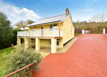 Thumbnail 3 bed detached bungalow for sale in Canada Hill, Ogwell, Newton Abbot, Devon
