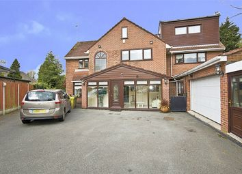Thumbnail 5 bed detached house for sale in Roby Mount Avenue, Liverpool, Merseyside