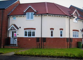 Thumbnail 2 bed end terrace house for sale in Harrow Place, Boston, Lincs