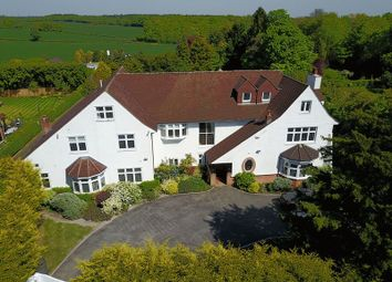 Thumbnail 9 bed detached house for sale in Penn Road, Knotty Green, Beaconsfield