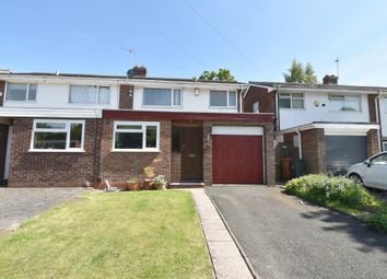 Thumbnail 3 bed semi-detached house for sale in Redstone Farm Road, Birmingham