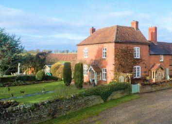 Much Cowarne, Bromyard HR7. 5 bed farmhouse for sale