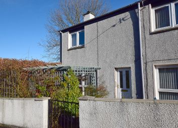 Thumbnail 2 bed semi-detached house for sale in Park Crescent, Newtown St Boswells, Nr Melrose
