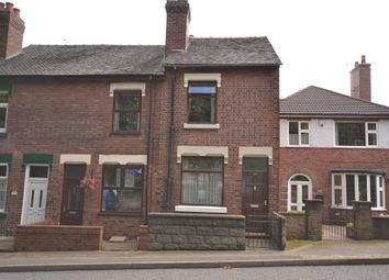 Thumbnail 2 bedroom end terrace house to rent in Etruria Road, Stoke-On-Trent