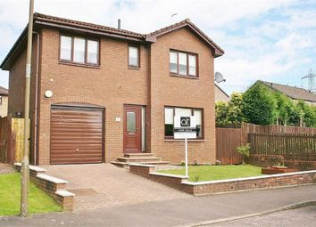 Thumbnail 4 bed detached house for sale in Hillcrest Place, Denny, Stirlingshire