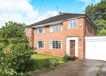 Thumbnail 3 bed semi-detached house for sale in Blenheim Road, Cheadle Hulme, Cheadle