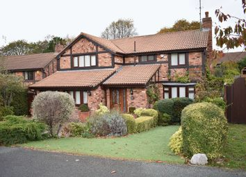 Thumbnail 4 bed detached house for sale in Lon Dirion, Abergele