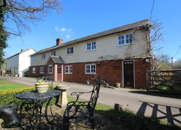 Thumbnail 4 bed cottage for sale in Littlebury Green, Saffron Walden