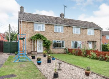 Thumbnail 3 bed semi-detached house for sale in The Knowle, Stanton, Bury St. Edmunds