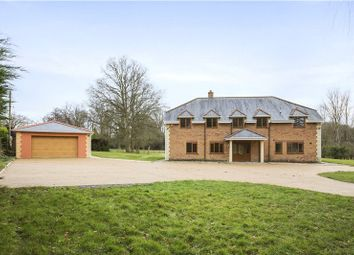 Thumbnail 5 bedroom detached house for sale in Bracknell Road, Warfield, Berkshire