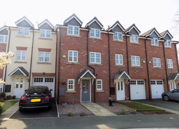 Thumbnail 3 bed town house for sale in Stonecroft, Northwich
