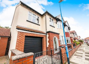 Thumbnail 4 bed semi-detached house for sale in Welldeck Road, Hartlepool