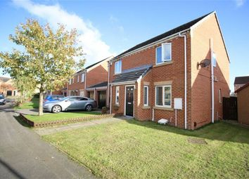 Thumbnail 2 bed semi-detached house for sale in Ridgewood Close, Darlington, Co Durham