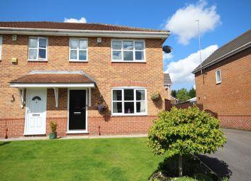 Thumbnail 3 bed semi-detached house for sale in Heapfold, Norden, Rochdale